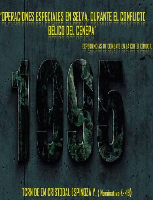 Operaciones especiales en la Selva en el conflicto del Cenepa