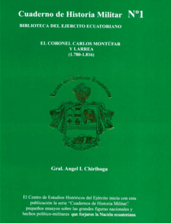 Cuaderno Historia Militar Número 1