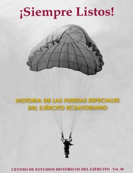 Historia de las Fuerzas Especiales del Ejército Ecuatoriano