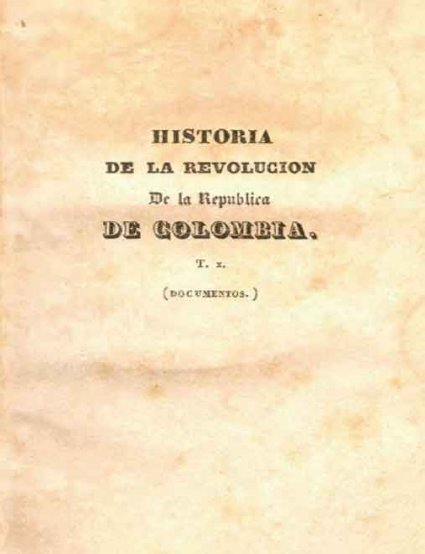Colección Manuel Restrepo incluye todos los tomos