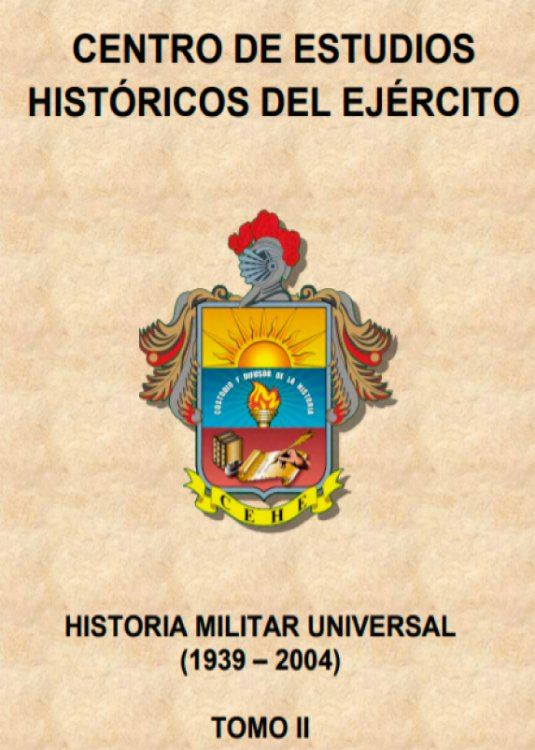 Historia Militar Universal TOMO II