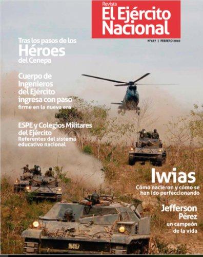 Revista Ejército Nacional 187