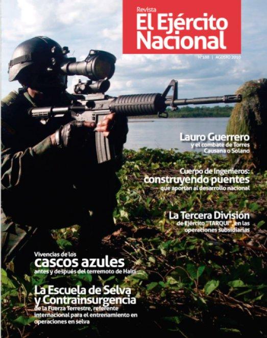 Revista Ejército Nacional 188.1