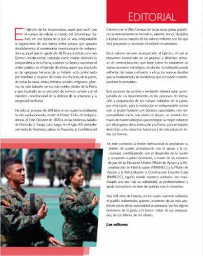 Revista Ejército Nacional 194
