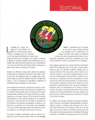 Revista Ejército Nacional 197