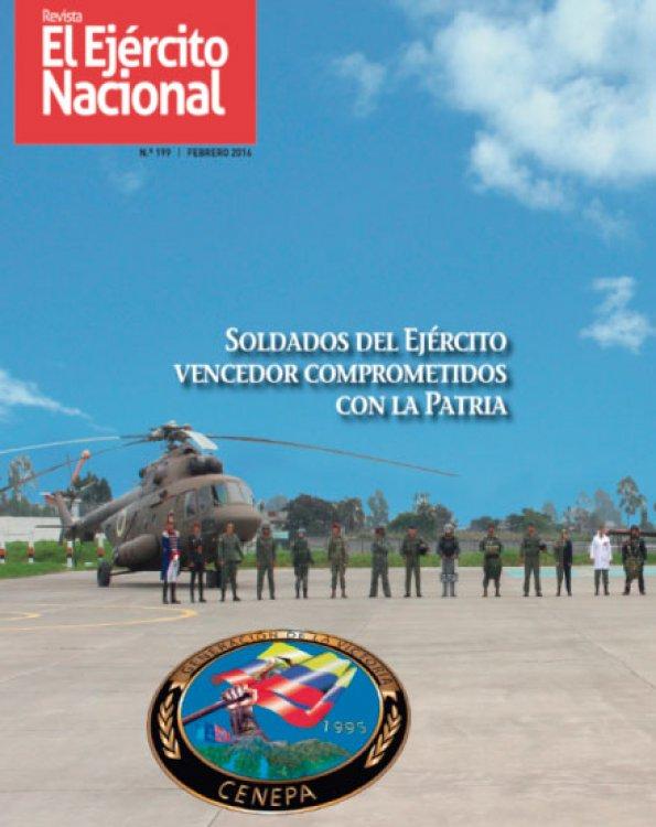 Revista Ejército Nacional 198