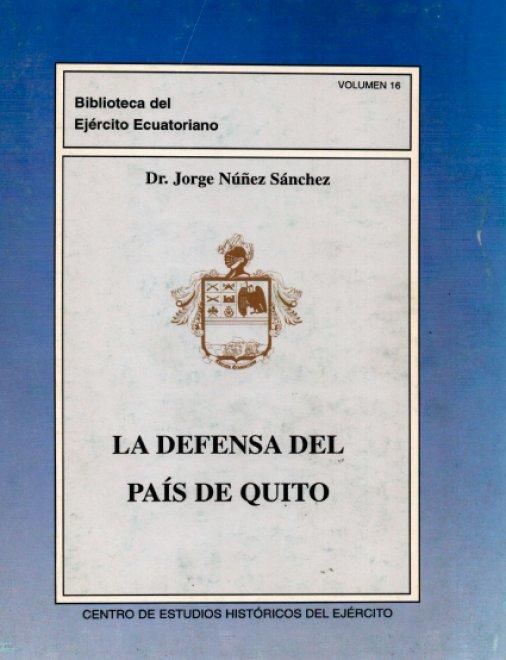 Defensa del País de Quito